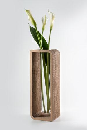 Giorgio caporaso ecodesign collection di lessmore for Vasi design economici