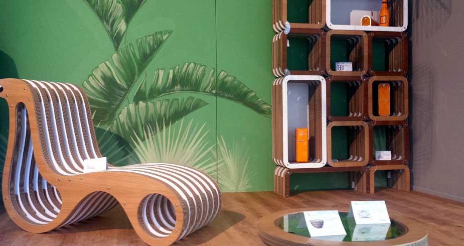 Lessmore Design - Mobili in cartone e arredi sostenibili - Design ...